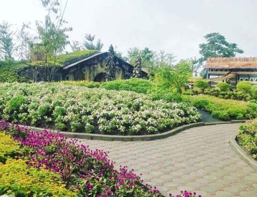 Rekomendasi Tempat wisata alam di Lembang yang instagramable