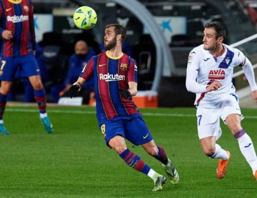 Kesepian Messi dan Keterpurukan Barcelona