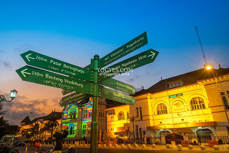 Malioboro Pusat Belanja Sekaligus Destinasi Wisata Kota Jogjakarta